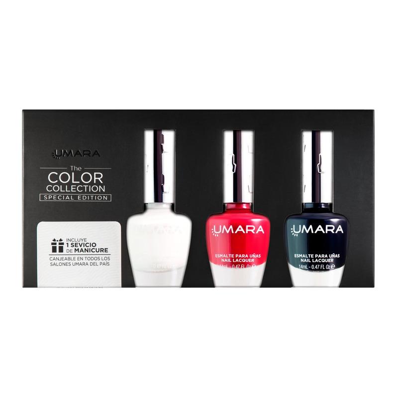 Ch. Blanco + Gala + Aquiles | + Manicure Free
