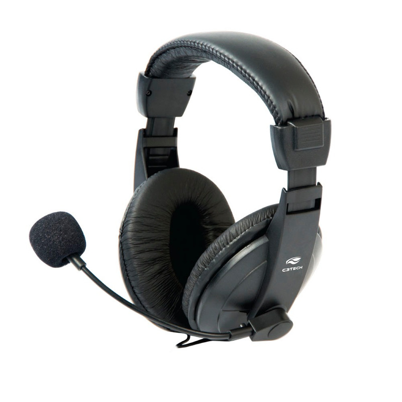 HEADSET VOICER CONFORT C3TECH MI-2260ARC