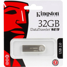 Pendrive Kingston 32 Gb Dtse9 Usb 2.0 Powerzon