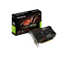 Gigabyte Geforce Gtx 1050 Oc Cooler 90mm 2gb 4k Dp Hdmi Gtia