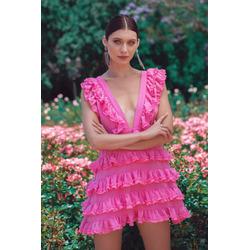 Vestido Faraway Rosa