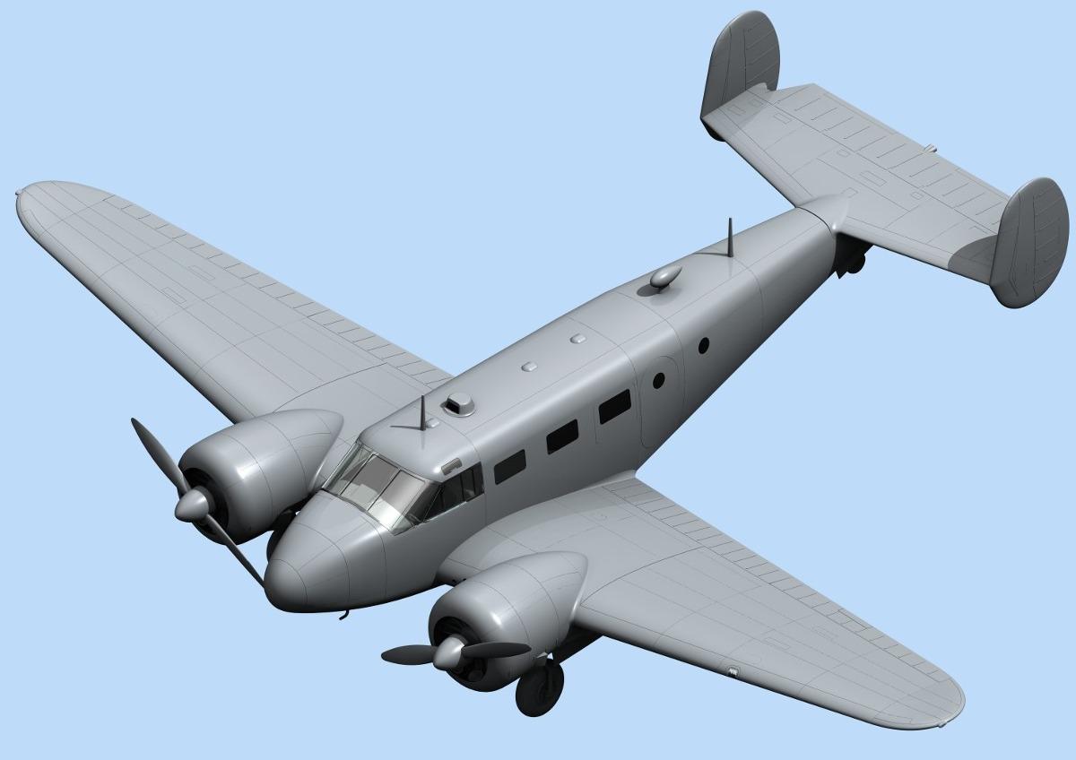 JRB-4  Naval Passenger Aircraft