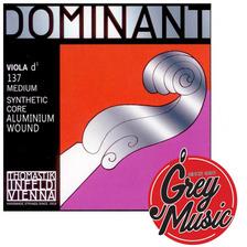Cuerda Suelta Thomastik 137 Dominant 2 Re De Viola D Perlon