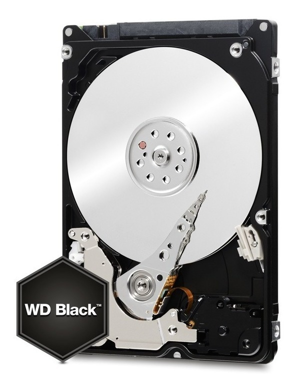 Disco Rigido Para Notebook 500gb Western Digital Black New
