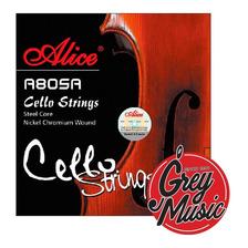 Cuerda Suelta Para Cello Re D Segunda Cuerda - Grey Music
