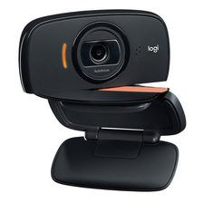 Camara Web Webcam Logitech C525 720p Hd Micrófono 360 Grados