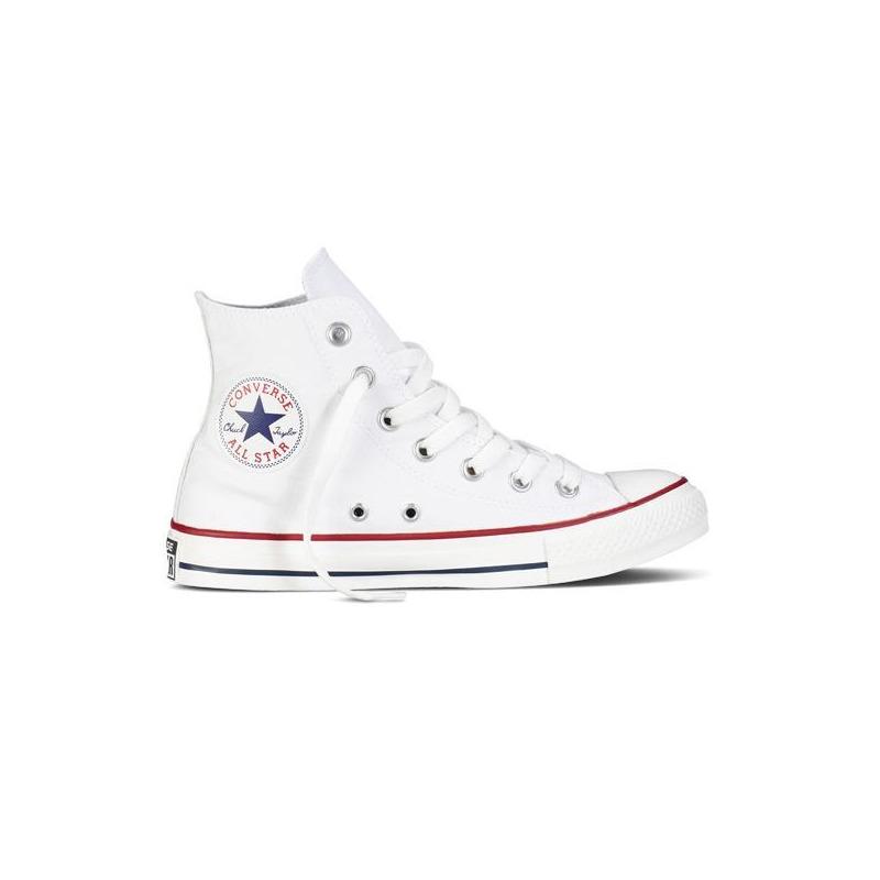 Sneakers Converse blancos agujetas VM7650
