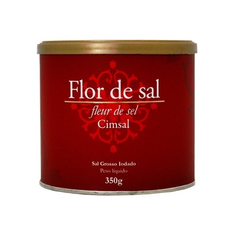 Flor de Sal 350g - Cimsal