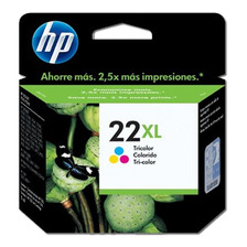 Cartucho Hp 22xl Original Color C9352cl