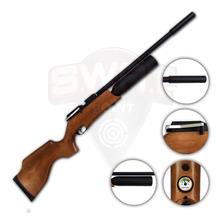 Rifle Aire Comprimido Pcp Fox M16 350 Cc. Regulado + Cargado