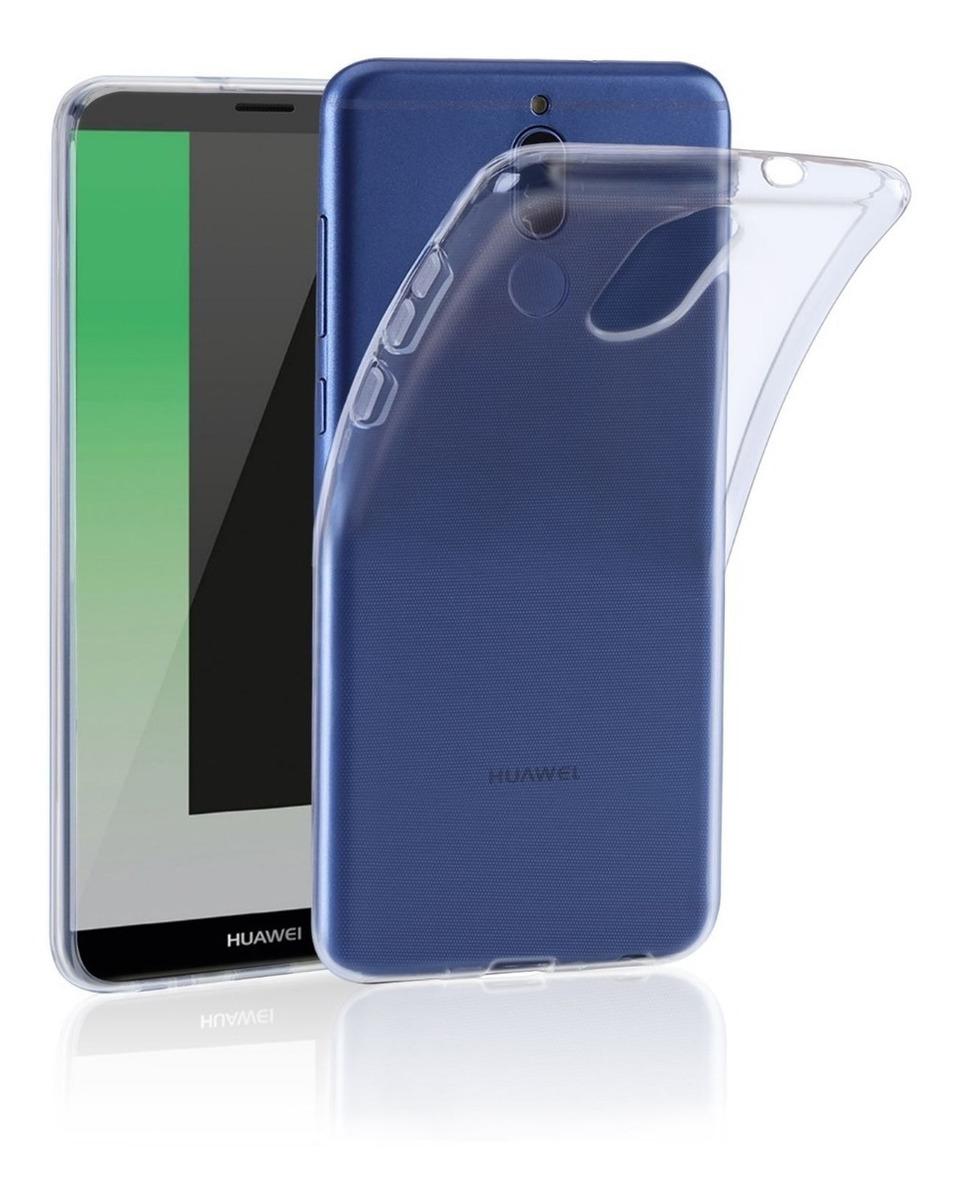 Funda Tpu Transparente Ultra Slim P/ Huawei Mate 10 Lite
