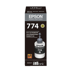 Cartucho Epson Original T774120 T774 Botella 774