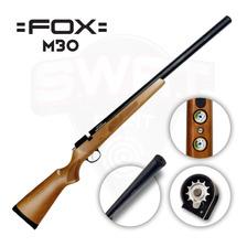 Rifle Aire Comprimido Pcp Fox M30 Regulado + Cargador - Caza