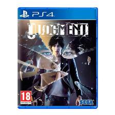 Judgment Ps4 Fisico Original Sellado Nuevo
