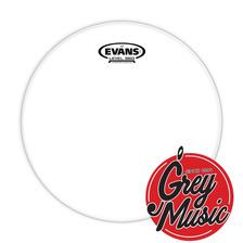 Parche Evans Usa Tt10g2 10  G2 Clear - Grey Music -