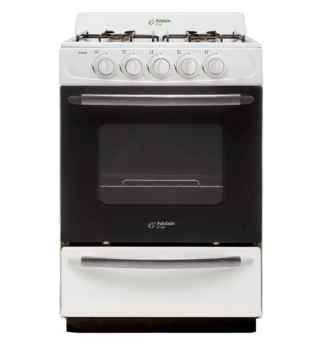 Cocina Multigas Eslabon De Lujo Efm56ab Blanca