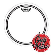Parche Evans Usa Tt13ec2s 13  Ec2 Clear Sst  - Grey Music -