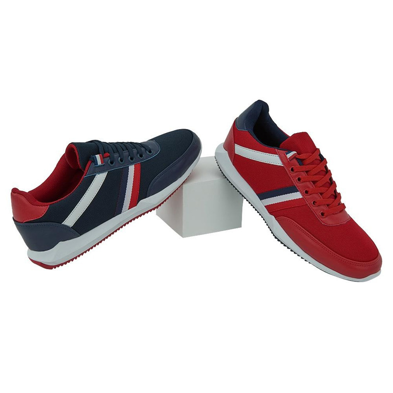 Combo Sneakers 2X1 Multicolor 017684