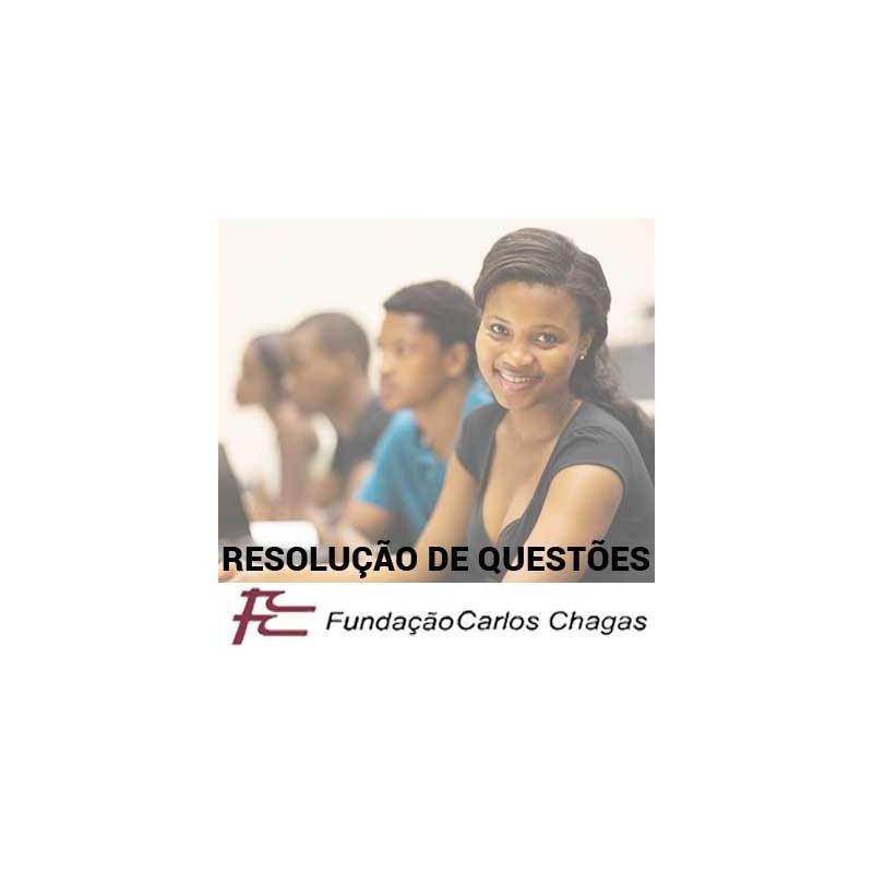 Curso de Resolução de Questões Português FCC