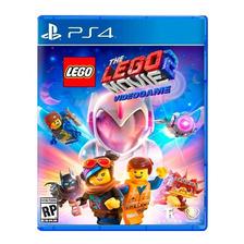 Lego Movie 2 The Videogame Ps4 Fisico Original Sellado