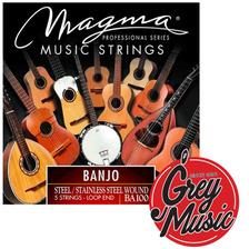 Encordado Magma Ba100 Para Banjo 5 Cuerdas