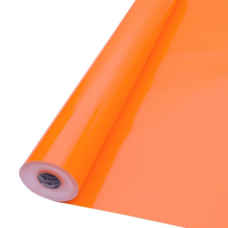 Vinil adesivo colormax laranja escuro larg.1,0 m