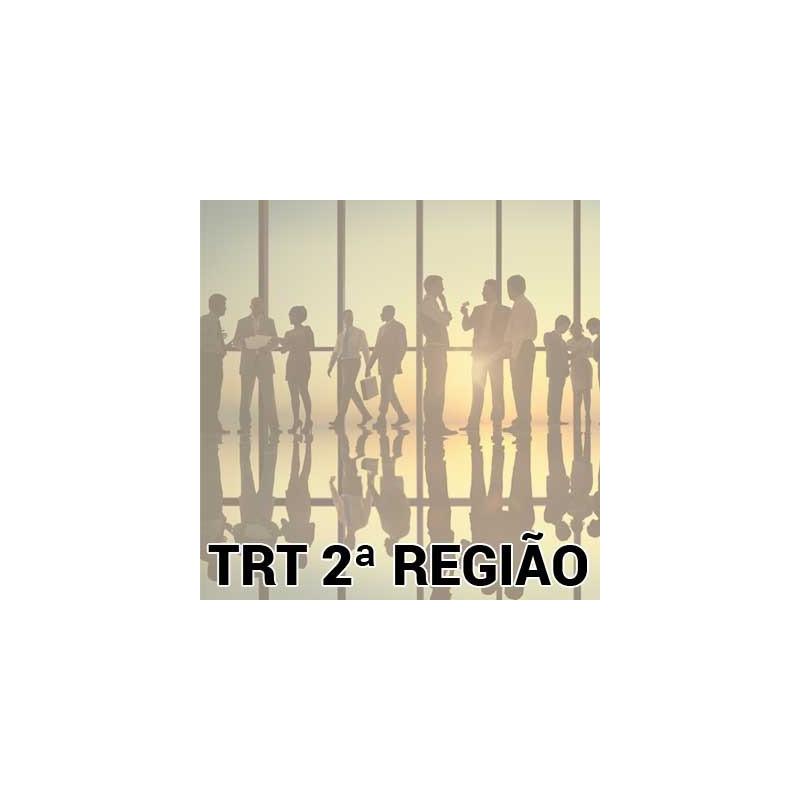 Revisão Avançada de Questões Analista Judiciário AJ TRT 2 SP Língua Portuguesa 2018