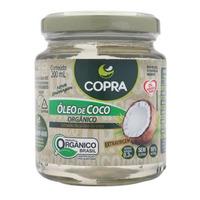 Oleo de Coco Extra Virgem Organico 200ml - Copra