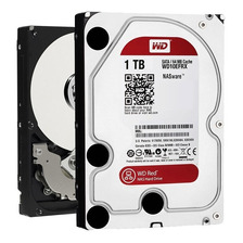 Disco Rigido 1tb Red Nas Wd Western Digital Raid 64mb Sata 3