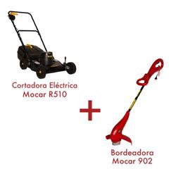 Cortadora 1,5 HP R510 + Bordeadora 902