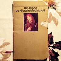 Niccolo Machiavelli.  THE PRINCE.