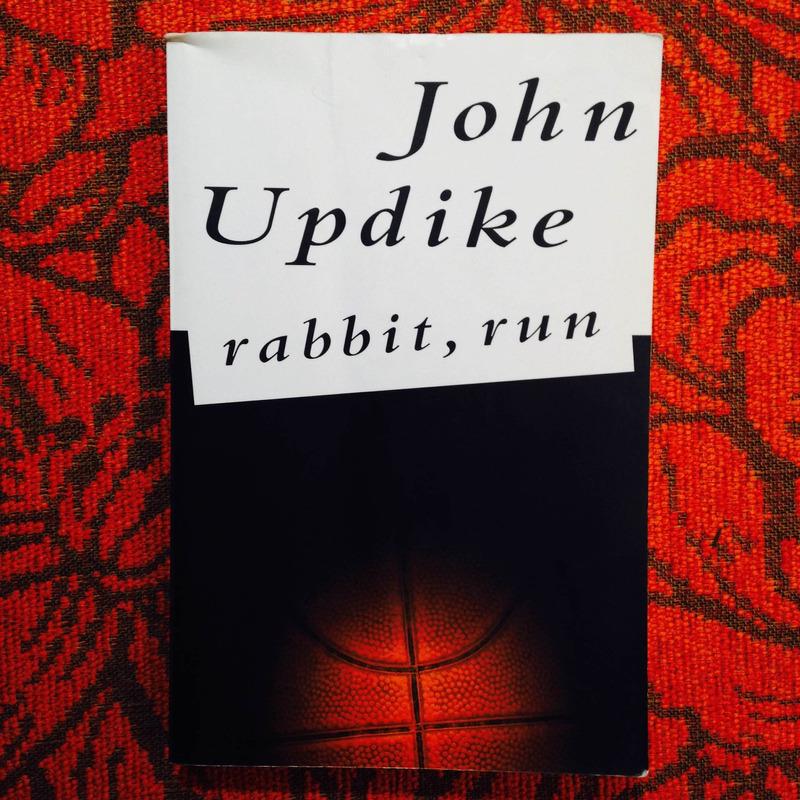 John Updike. RABBIT, RUN.
