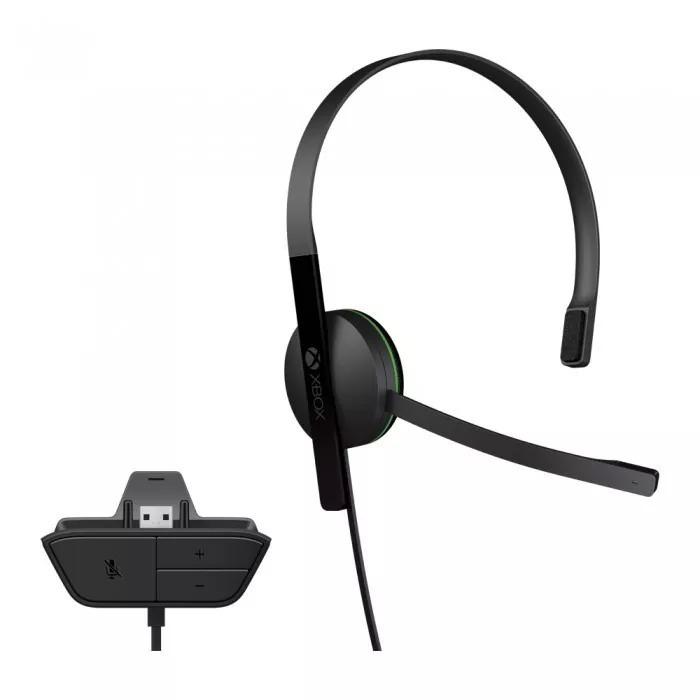 Auricular Xbox Con Microfono Microsoft  One Chat Original