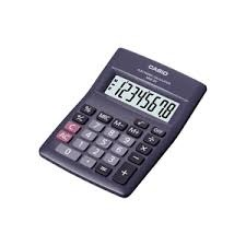 Calculadora De Escritorio Casio Mw-5v