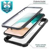 I-blason Capa Protetora P/ Iphone Max Black 2774