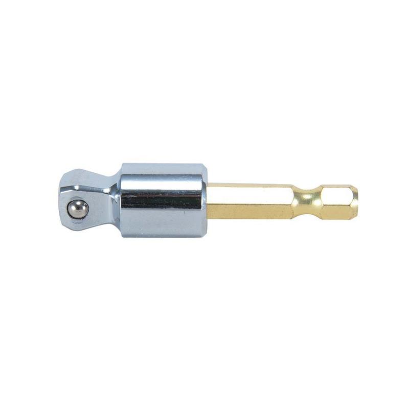 "Adaptador Articulável para Soquetes 3/8"" Impact Gold  - B-28547 - Makita"