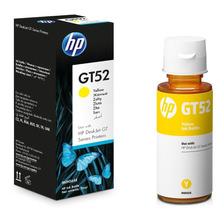 Tinta Hp Original Gt 52 Color Amarillo Sistema Gt 5280 410