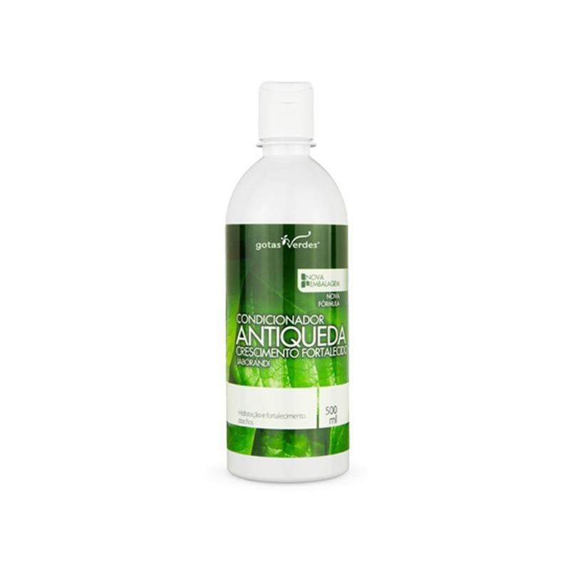 Condicionador Antiqueda com Jaborandi - 500ml - Gotas Verdes
