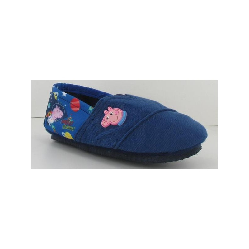 Sneakers Peppa Pig azules 011797