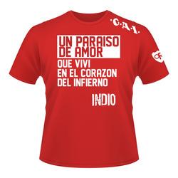 """Rock and Rojo """"Un paraíso..."""