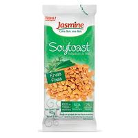 Salgadinho de Soja Ervas Finas - Soytoast - 40g Jasmine