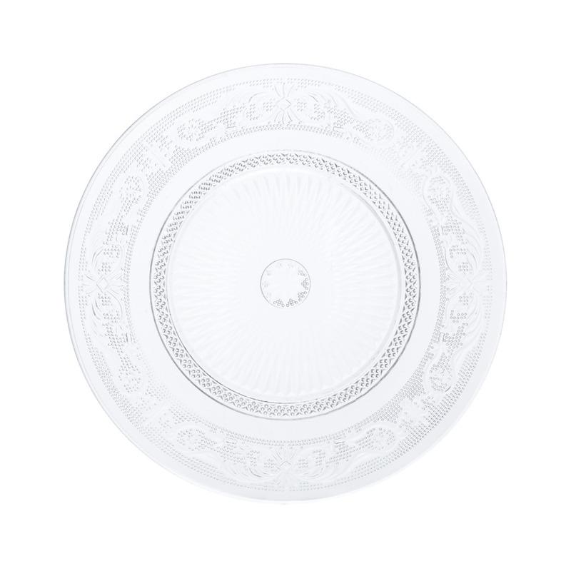 Prato para Bolo De Vidro Angel 32,5Cm - Lyor