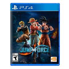 Jump Force Ps4 Fisico Sellado Nuevo Original