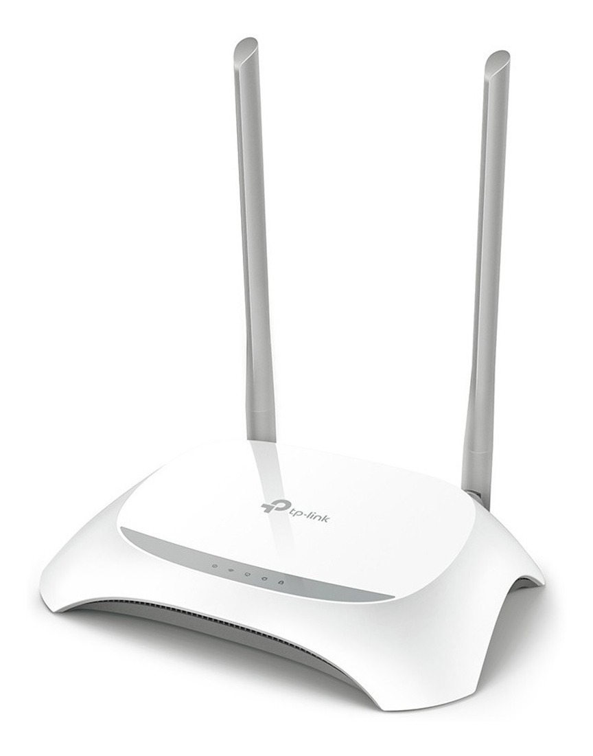 Router Inalambrico Wifi Tp Link Wr850n Isp Iptv 300mbps Gtia