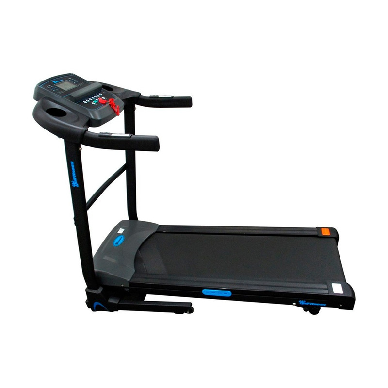 Caminadora Electrica Unifitness Motor 1.5 HP Facil de Usar Plegable