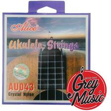 Encordado Alice Au043 Para Ukelele - Grey Music -