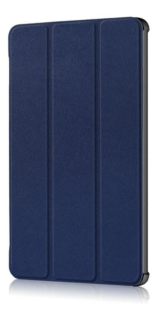 COMBO FUNDA SMART COVER MEDIAPAD M5 10.8 AZUL + VIDRIO