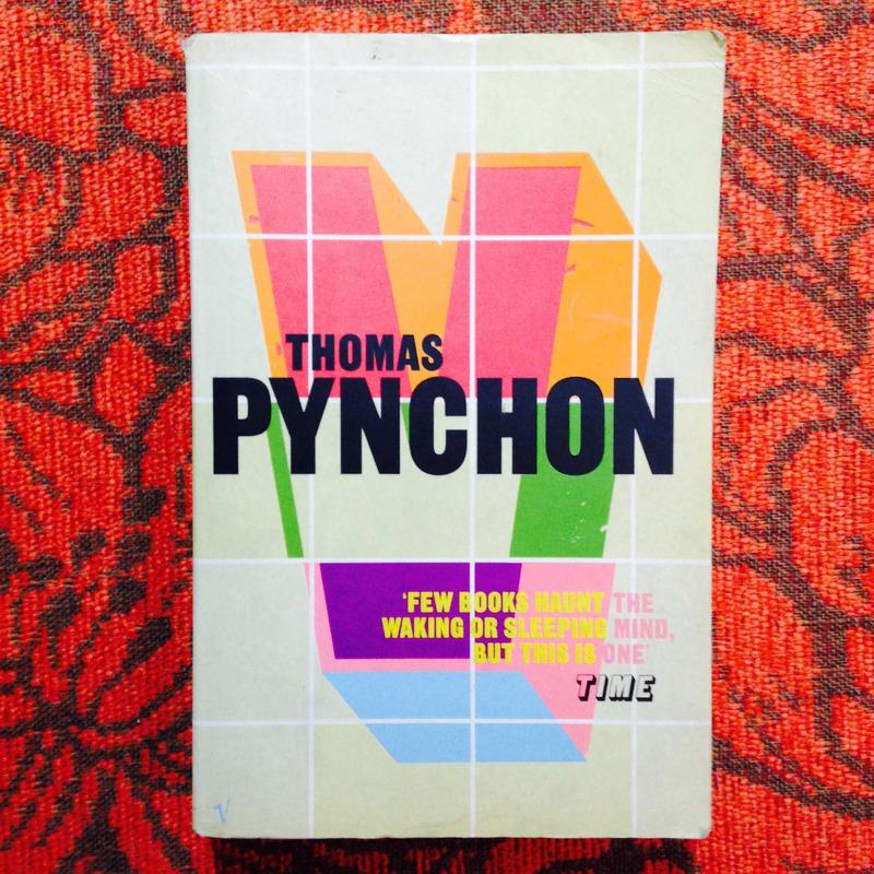 Thomas Pynchon.  V.