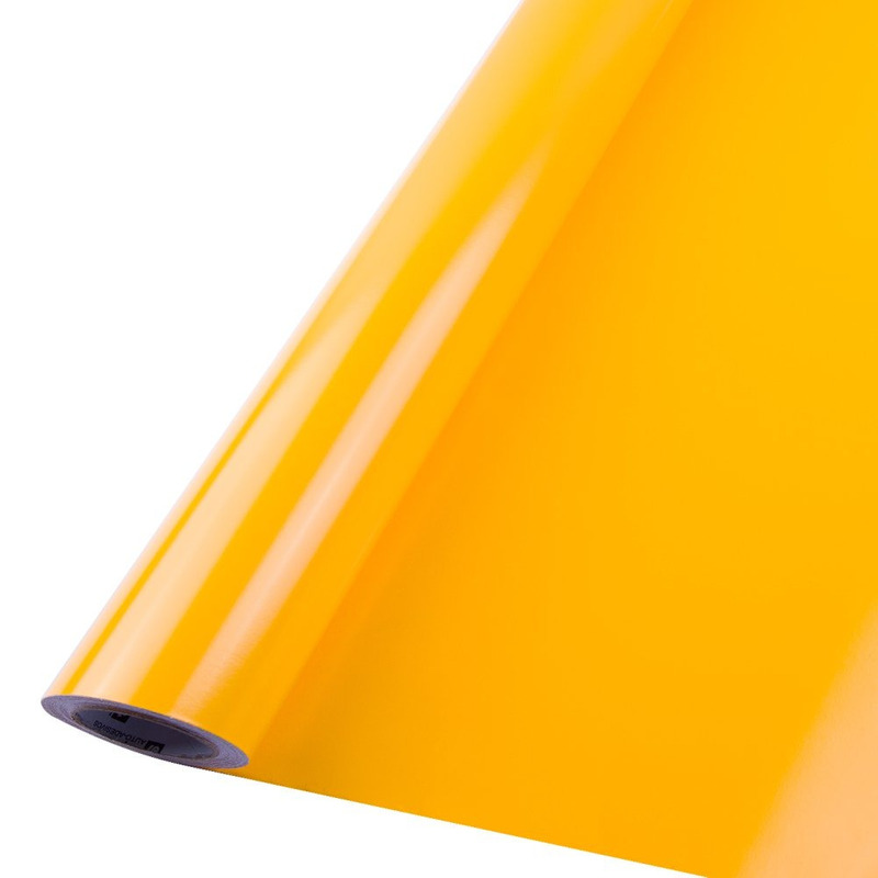 Vinil adesivo Goldmax amarelo ouro larg. 1,22 m