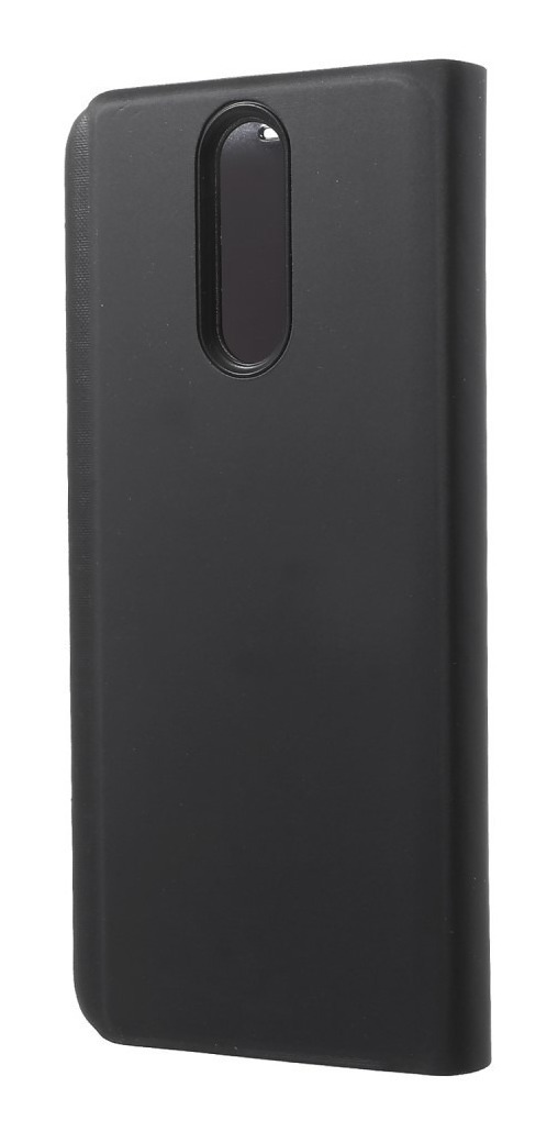 Funda Clear View Flip Cover P/ Huawei Mate 10 Lite Standing